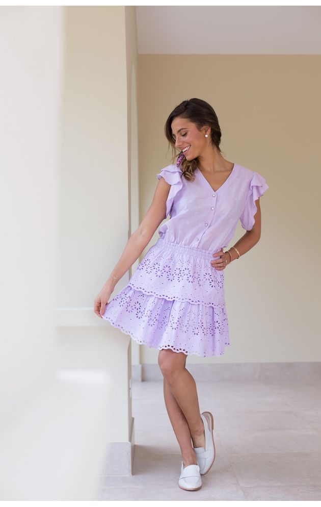 5e1c5b82c Encontre Vestido curto justo com bordado e | Multiplace